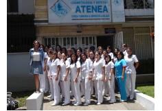 Centro Instituto Nacional de Cosmetología y Estética ATENEA Medellín