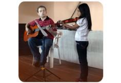 Foto Centro Escuela de Música Rodrigo Leal Bogotá