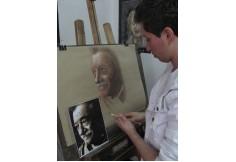 Taller de dibujo Retrato
