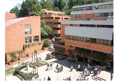 Foto Centro Universidad Externado de Colombia - Facultad Administración de Empresas Turísticas y Hoteleras Bogotá