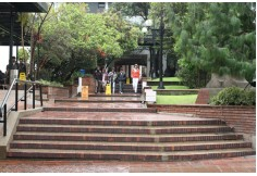 Universidad Central Ilumno Bogotá Colombia Foto