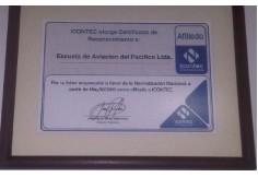 Certificaciones IQ Net , Iso 9001 , Ntc 5555 , Ntc 5581