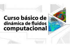 Curso Dinámica de Fluidos Computacional. Inscripciones abiertas: 2195548 - 2195515
