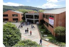 Foto Centro Escuela Colombiana de Ingeniería Julio Garavito Bogotá