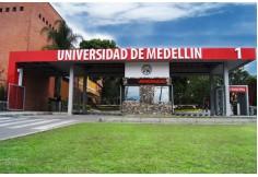Foto Universidad de Medellín Antioquia Centro