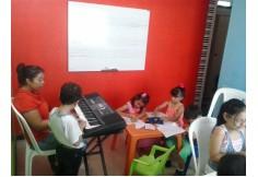 Centro Escuela de Formación Musical la Clave de Sol Bucaramanga Santander Colombia