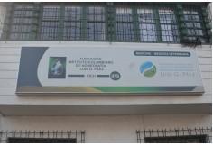 Foto Centro Fundación Universitaria Escuela Colombiana de Medicina Homeopática Luis G. Páez Bogotá