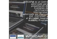 INTECAP® es Centro autorizado para presentación de Exámenes de Certificación Internacional, autorizado por Pearson VUE, CERTIPOR
